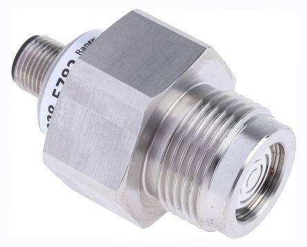 RS PRO Pressure Sensor for Sewage, Viscous Fluid, Water , 0.1bar Max Pressure Reading Voltage