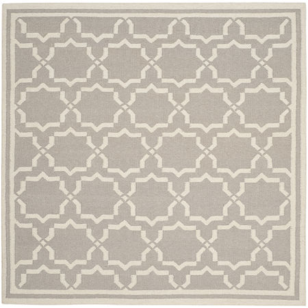 Safavieh Vermont Hand Woven Flat Weave Area Rug, One Size , Gray