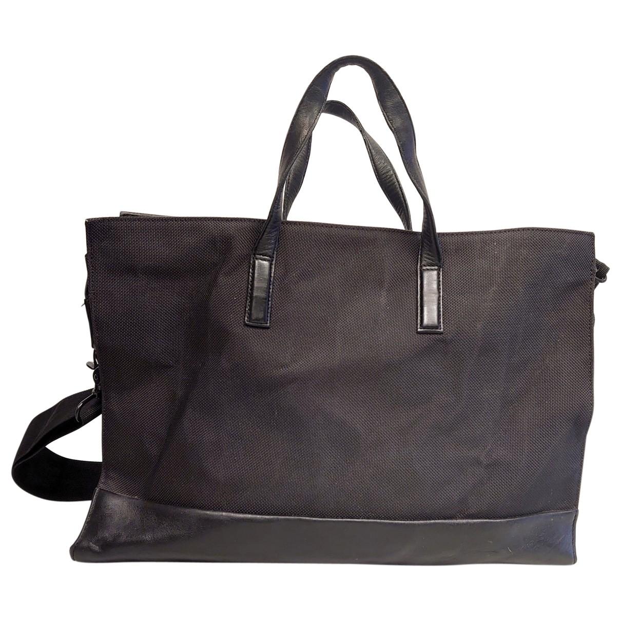 Tumi \N Taschen in  Schwarz Leinen