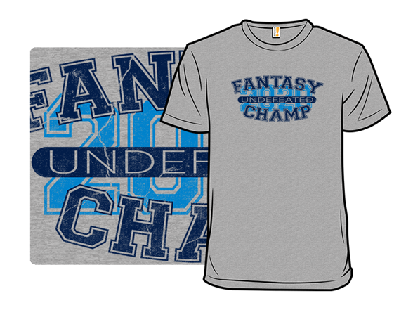 Fantasy Sports 2020 T Shirt