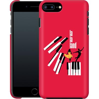 Apple iPhone 8 Plus Smartphone Huelle - Red Piano von La La Land
