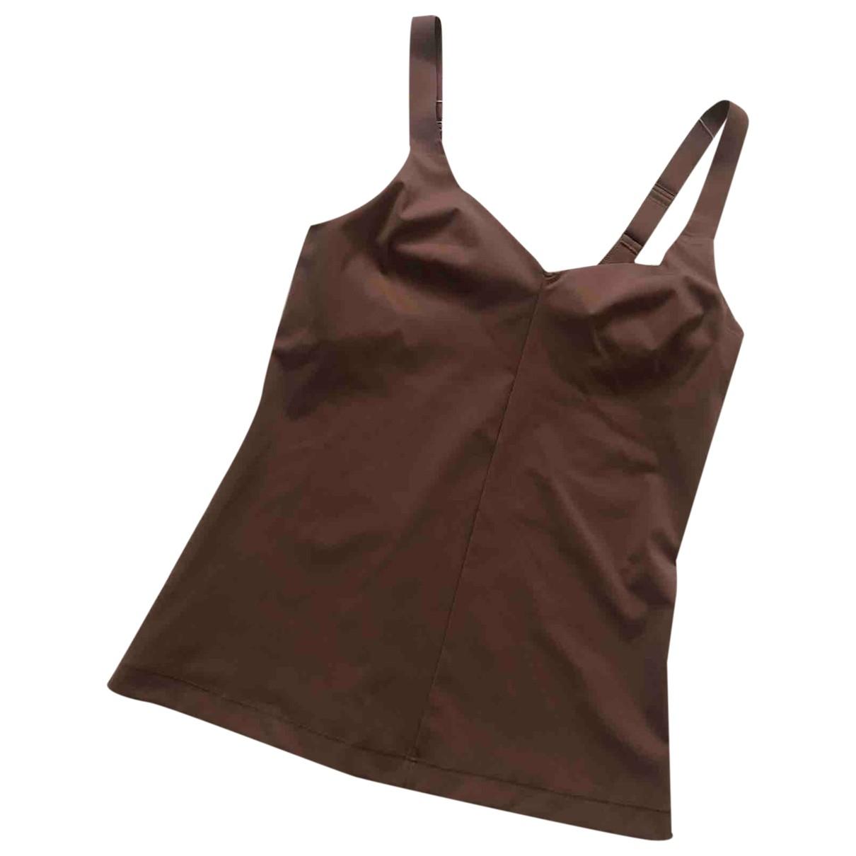 Lululemon - Top   pour femme - marron