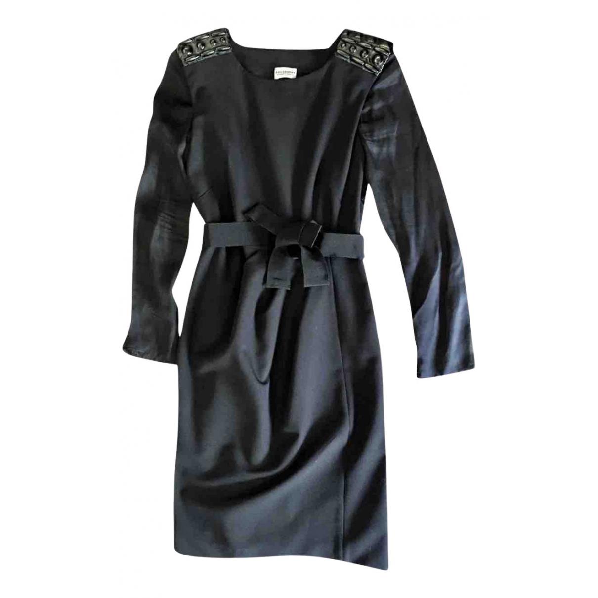 Alberta Ferretti N Black dress for Women 36 FR