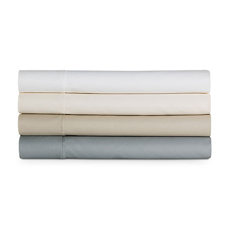 Linenspa 600 Thread Count Ultra Soft Cotton Blend Sheet Set, One Size , White