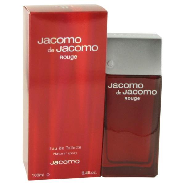 Jacomo De Jacomo Rouge - Jacomo Eau de toilette en espray 100 ML