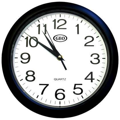 Geo® Horloge Murale Ronde 10