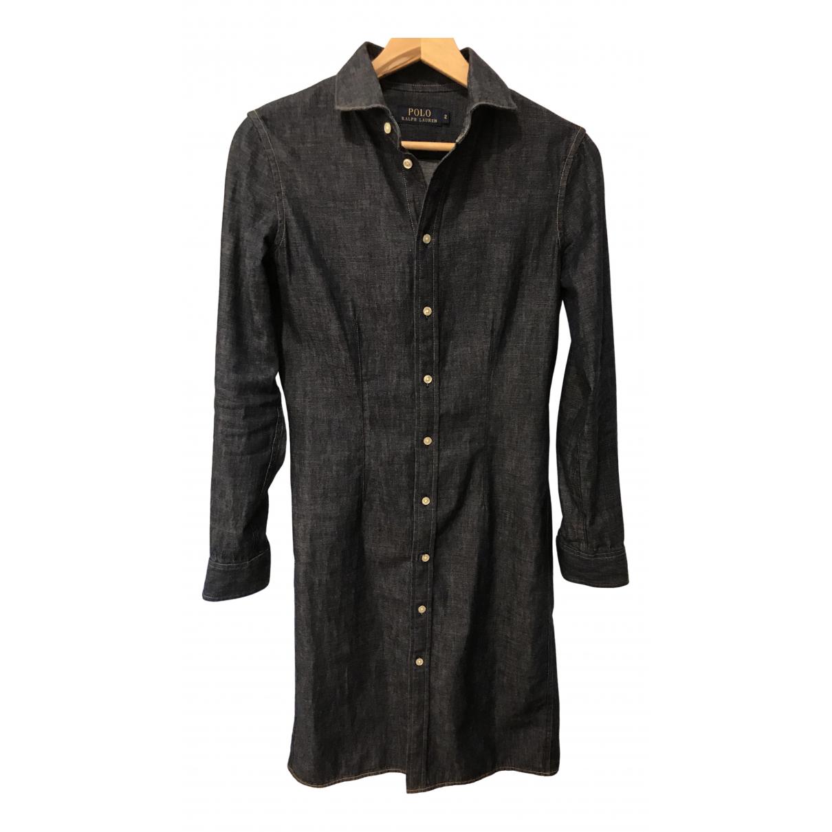 Polo Ralph Lauren N Blue Cotton coat for Women S International