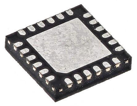 Cypress Semiconductor CY8CMBR3116-LQXI , CY8CMBR3 Capacitive Touch Sensor, 30cm, 1.71 → 5.5 V 24-Pin QFN (5)
