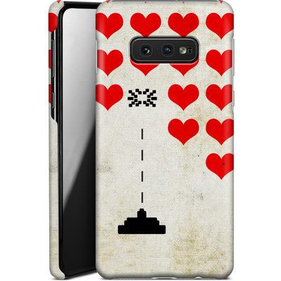 Samsung Galaxy S10e Smartphone Huelle - Heart Attack von Claus-Peter Schops