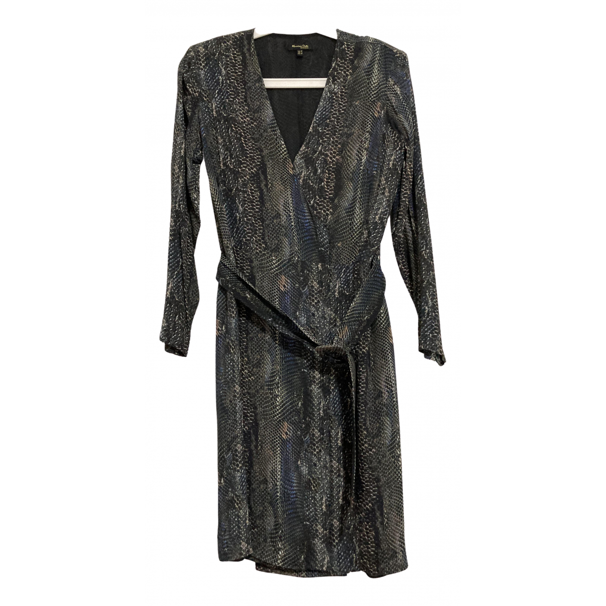 Massimo Dutti \N Kleid in Polyester