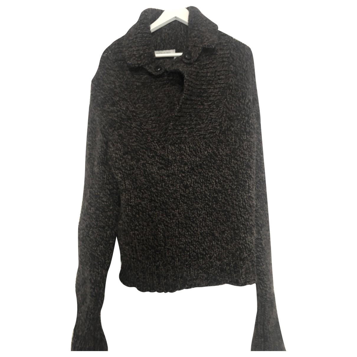 Yves Saint Laurent \N Brown Wool Knitwear & Sweatshirts for Men M International