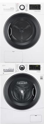 White Laundry Pair with WM1388HW 24