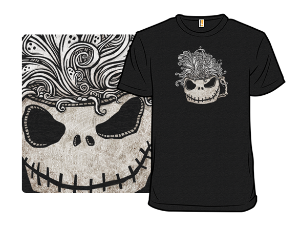 The Nightmare Before Coffee T Shirt