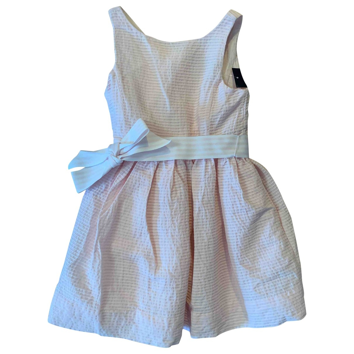 Polo Ralph Lauren \N Pink Cotton dress for Kids 3 years - up to 98cm FR