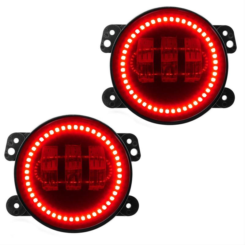 Oracle Lighting 5775-003 ORACLE High Powered LED Fog Lights
