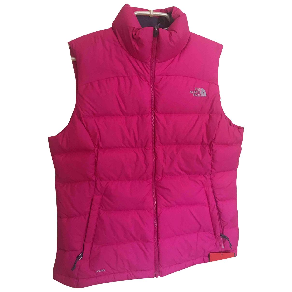 The North Face - Manteau   pour femme - rose