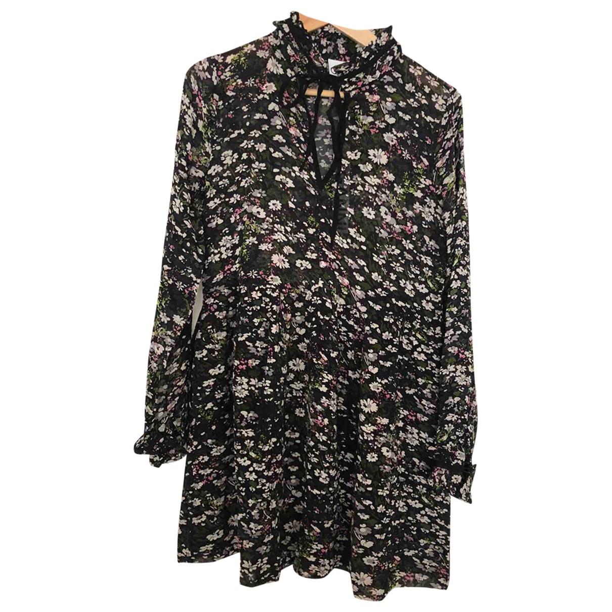 Ganni \N Black dress for Women 34 FR