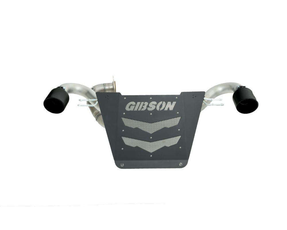 Gibson Performance 91000B Black Ceramic Dual Exhaust Honda Talon 1000R | 1000X 2019