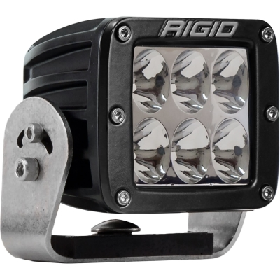 RIGID D-Series Dually D2 Driving LED Light-521313