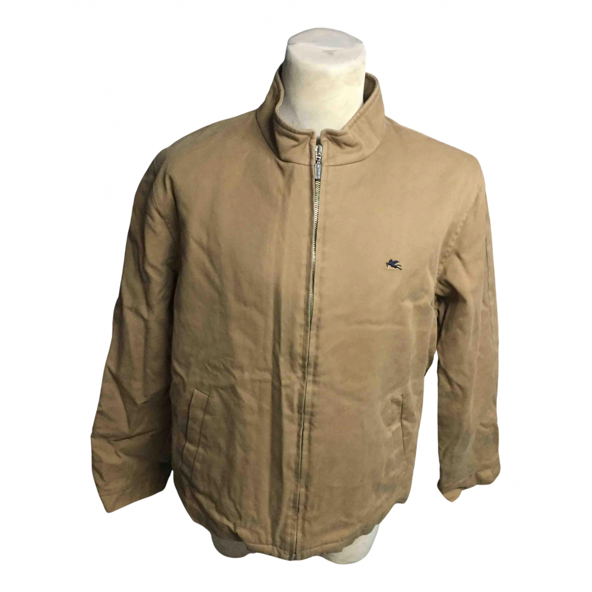 Etro N Camel Cotton jacket  for Men L International