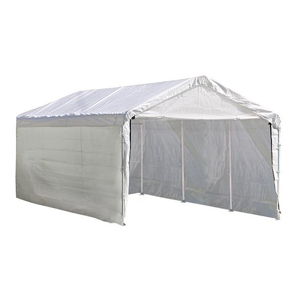 Max AP Canopy 3-in-1 10' x 20', 4-Rib Frame, White