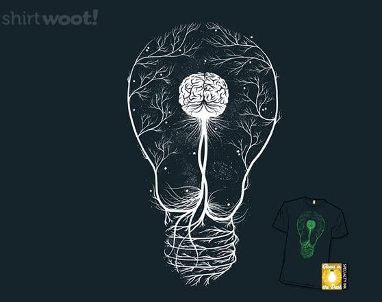 Enlightenment T Shirt