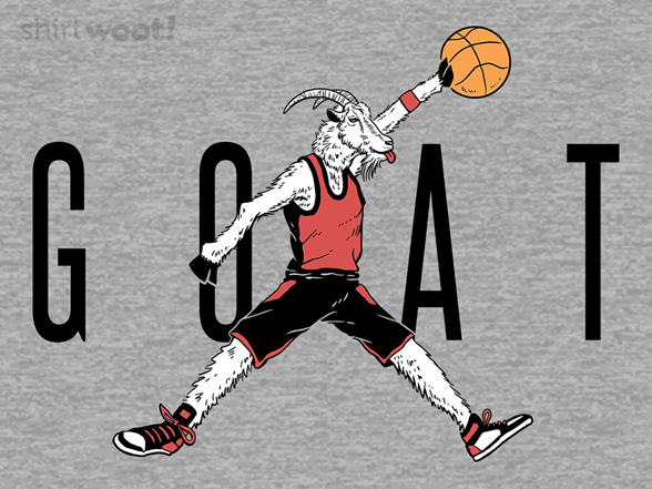The G.o.a.t T Shirt