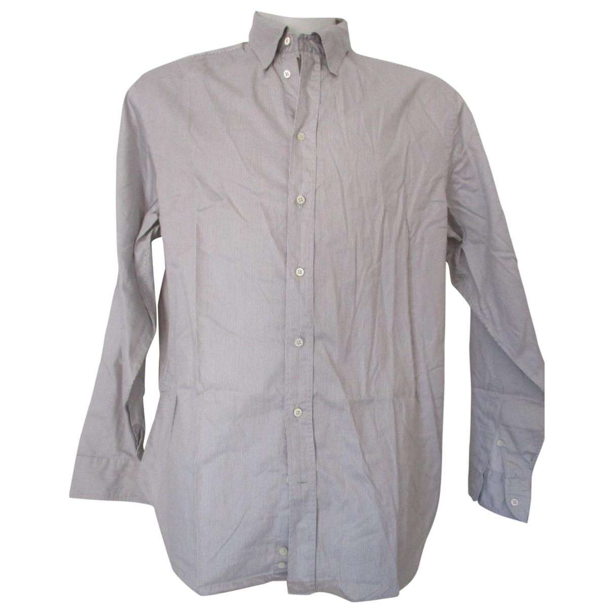 Armani Collezioni \N Hemden in Baumwolle
