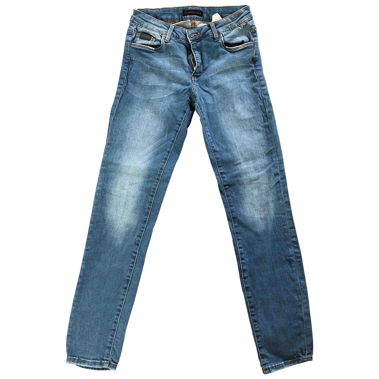 Vaquero pitillo Trussardi Jeans