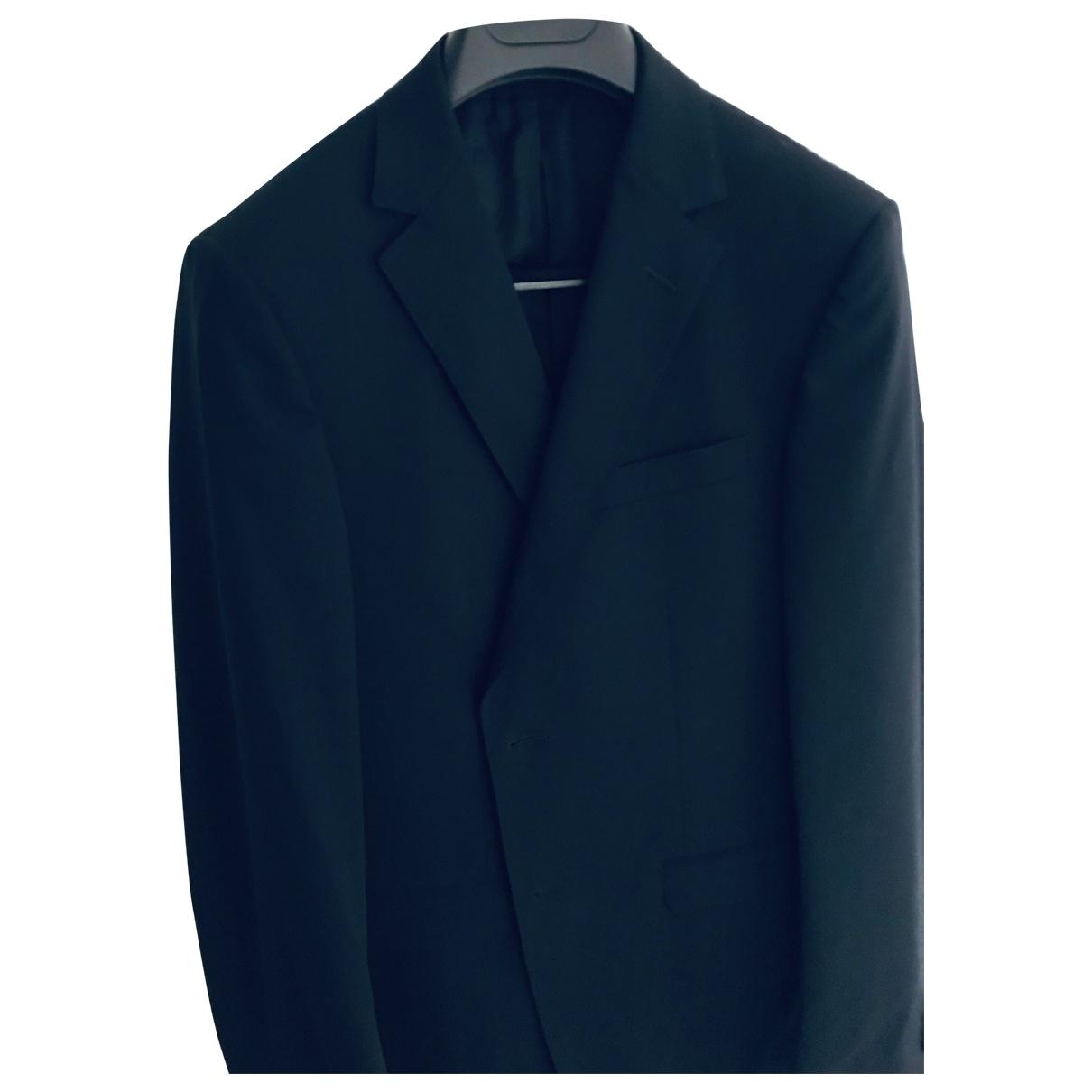 Z Zegna - Vestes.Blousons   pour homme en laine - bleu