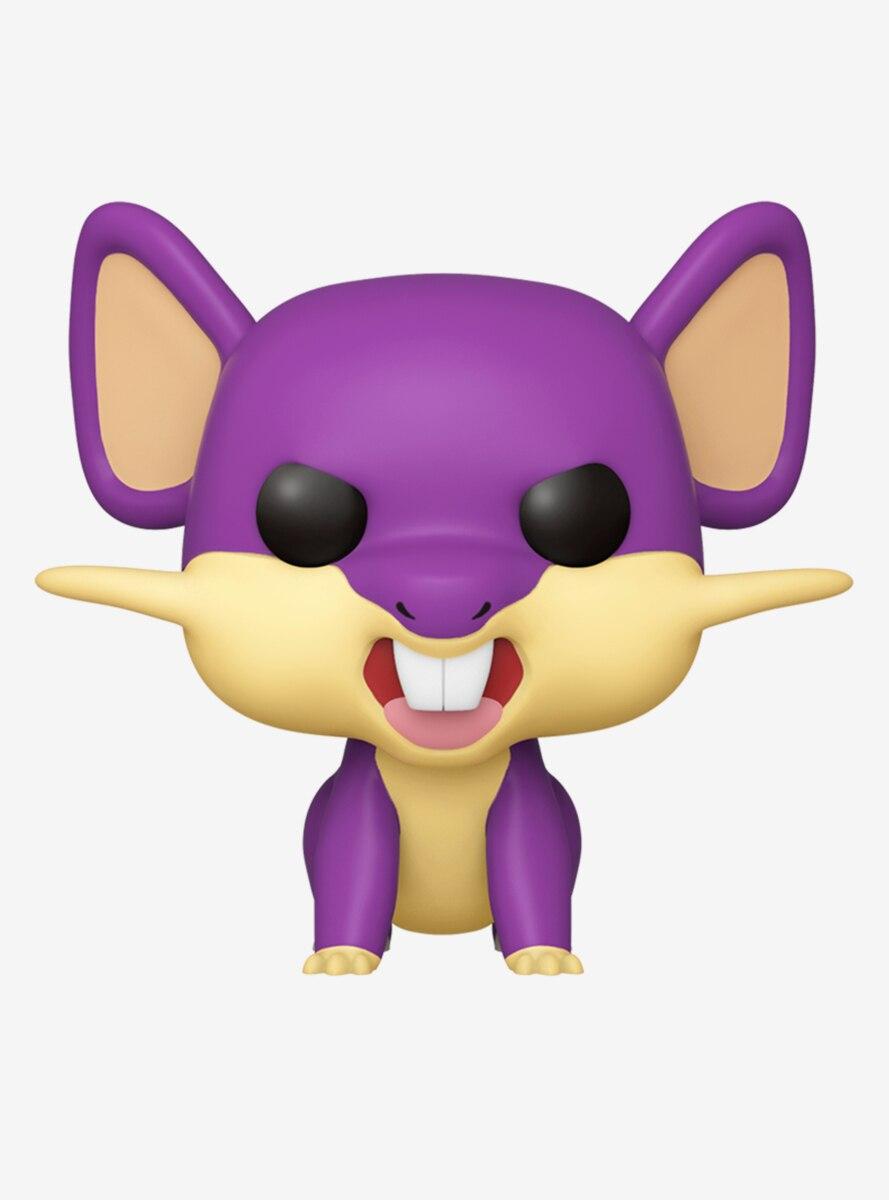 Funko Pop! Games Pokemon Rattata Vinyl Figure