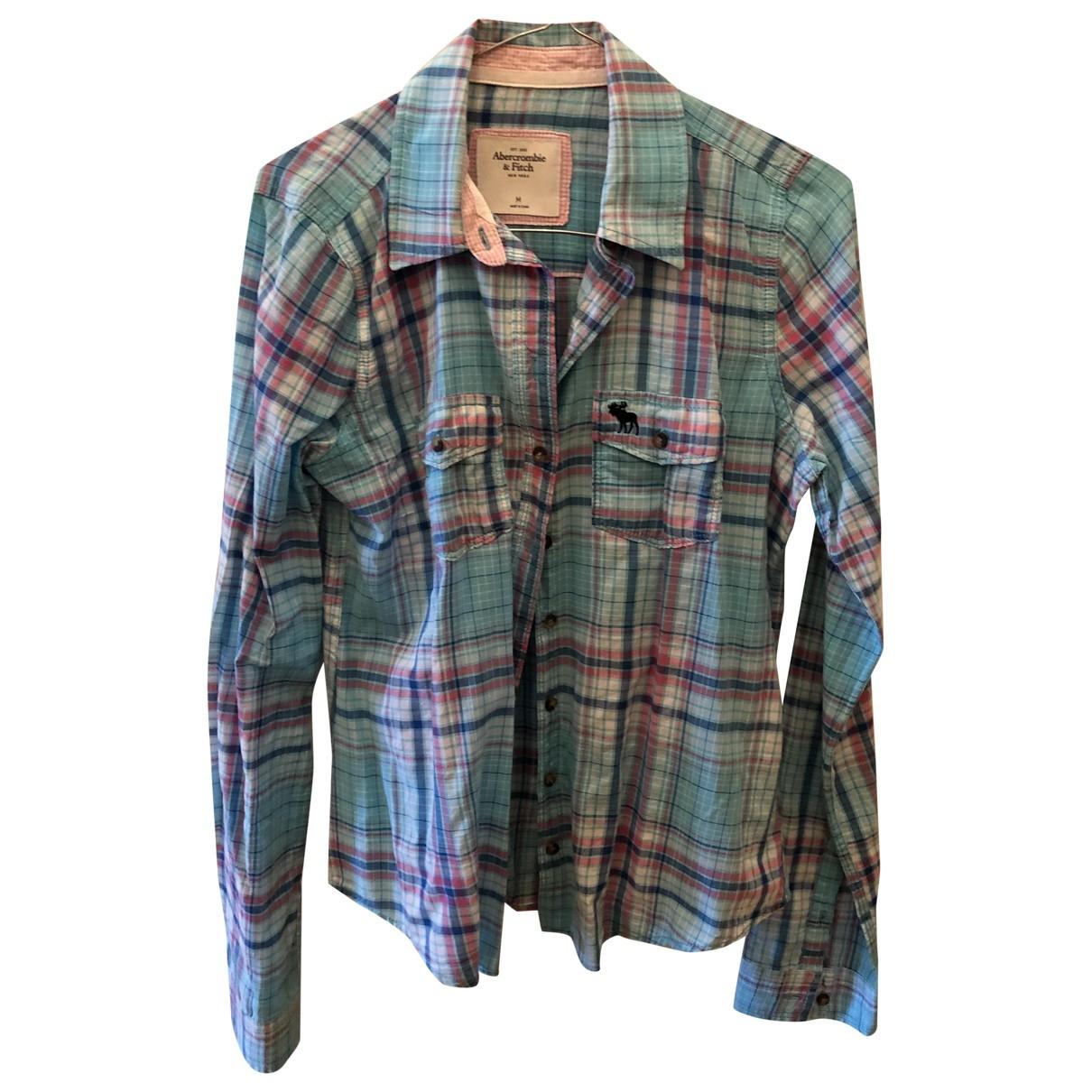 Abercrombie & Fitch - Top   pour femme en coton