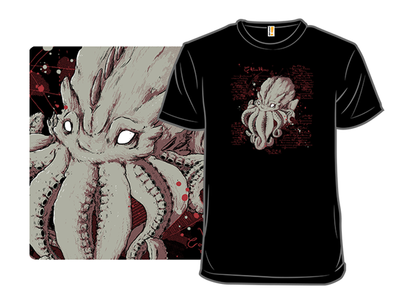 Cthulhu's Calculations T Shirt