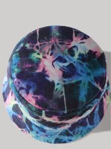 Tie Dye Pattern Bucket Hat