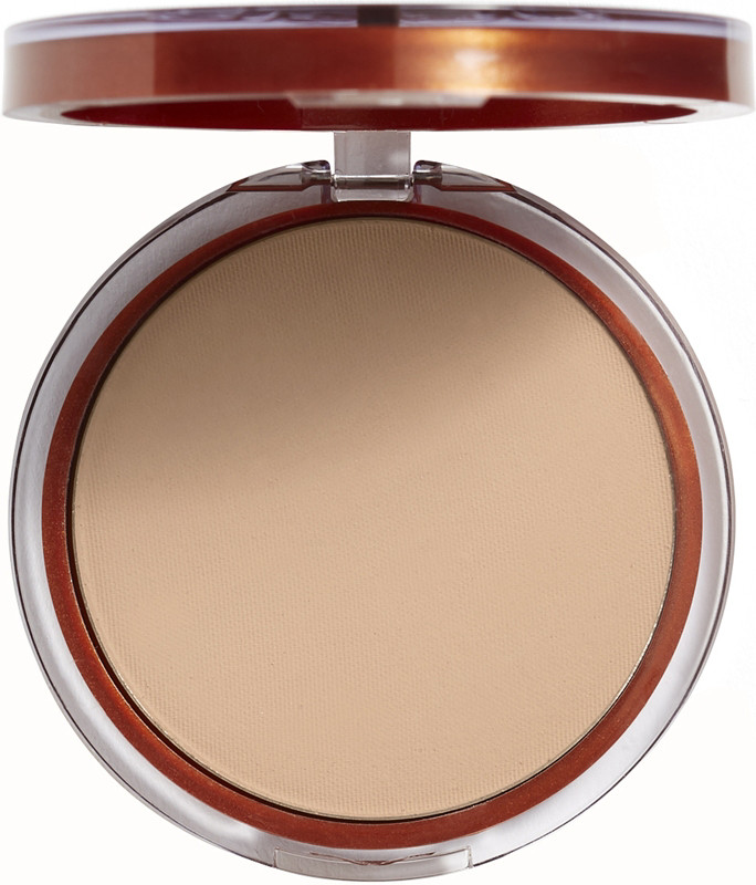 Clean Pressed Powder, Normal Skin - Creamy Beige