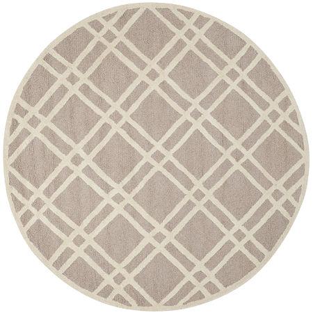 Safavieh Phelim Geometric Hand Tufted Wool Rug, One Size , Beige