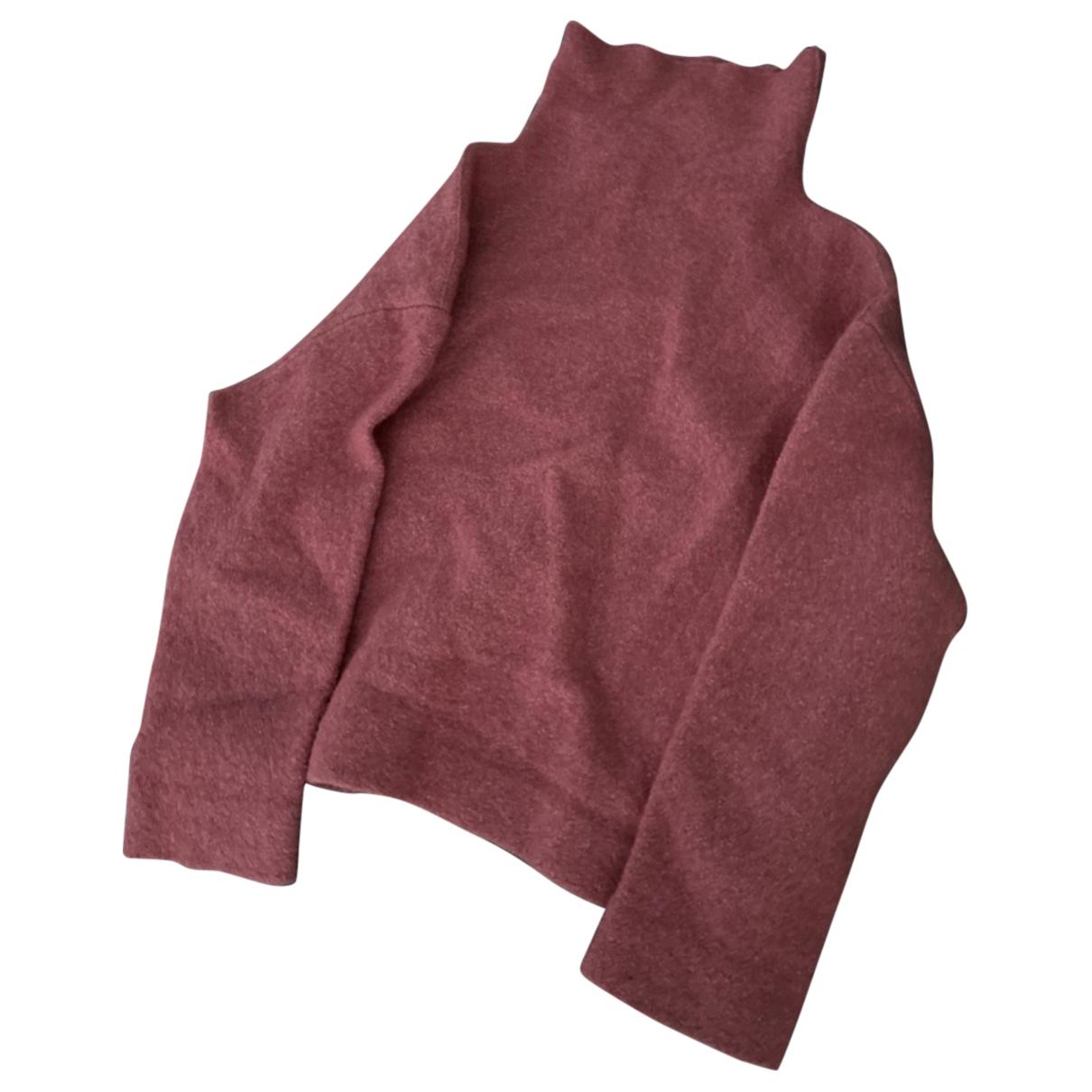 Isabel Marant Etoile - Pull   pour femme en laine - rose