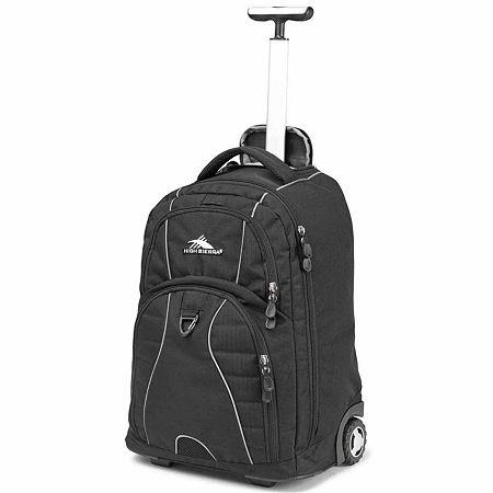 High Sierra Freewheel Backpack, One Size , Black