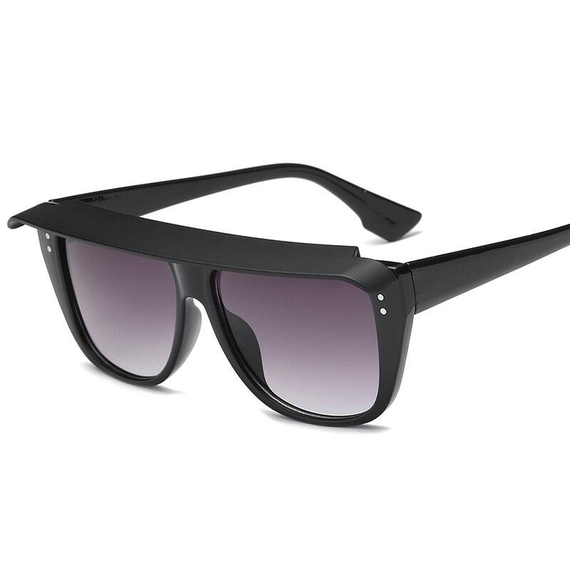 Women and Man Stylish Sunglasses With Lid Detachable Sunglasses