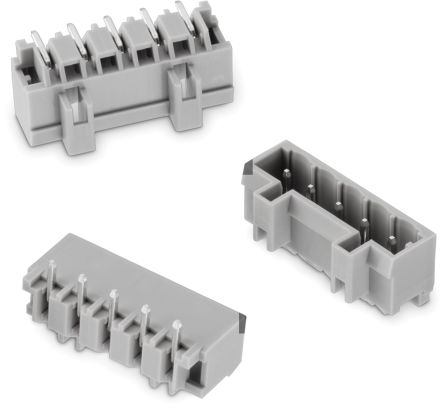 Wurth Elektronik , WR-TBL, 370B, 12 Way, 1 Row, Horizontal PCB Header (30)