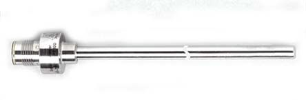 ifm electronic 4 wire RTD Sensor, -40°C min +150°C max, 100mm Probe Length x 6mm Probe Diameter
