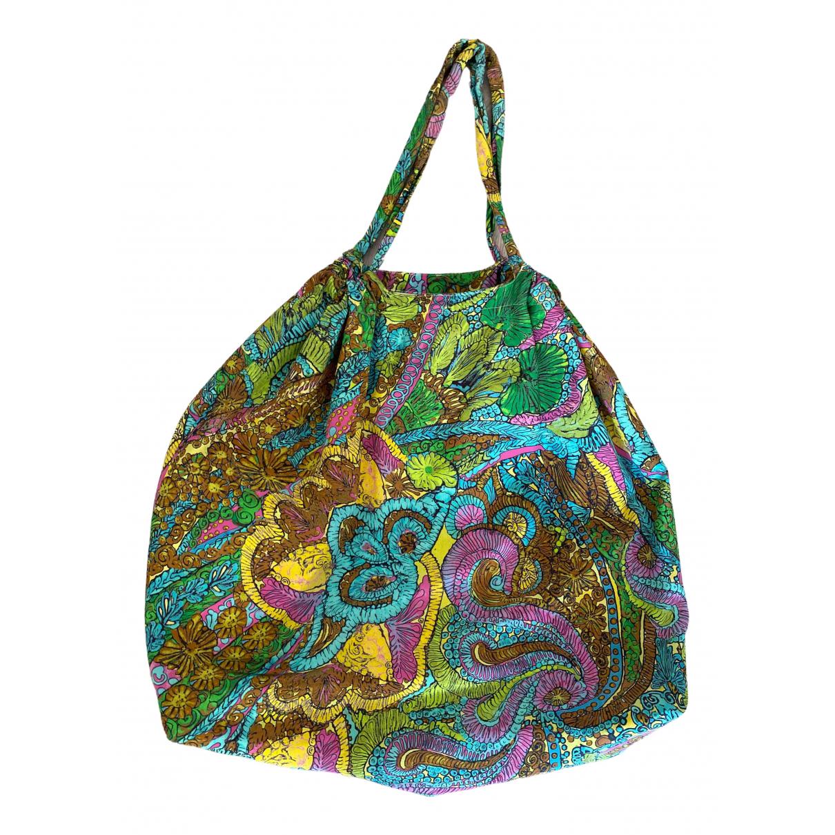 Aspesi \N Multicolour Silk handbag for Women \N