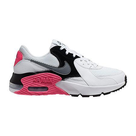 Nike Air Max Excee Womens Running Shoes, 6 1/2 Medium, White