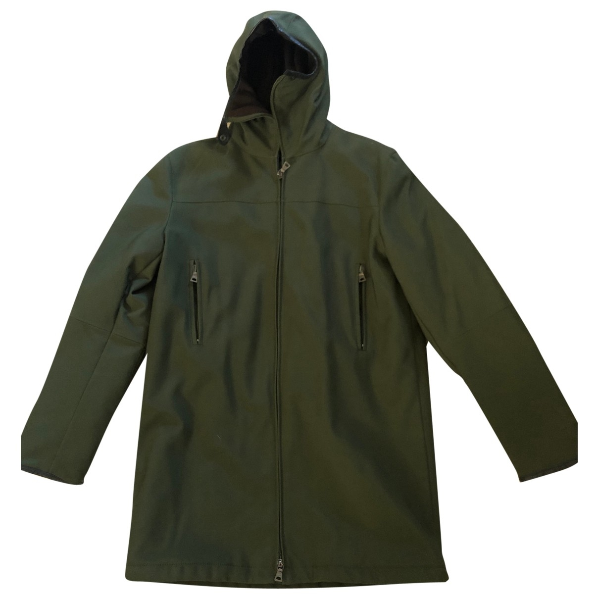 Prada \N Green coat for Women 42 IT
