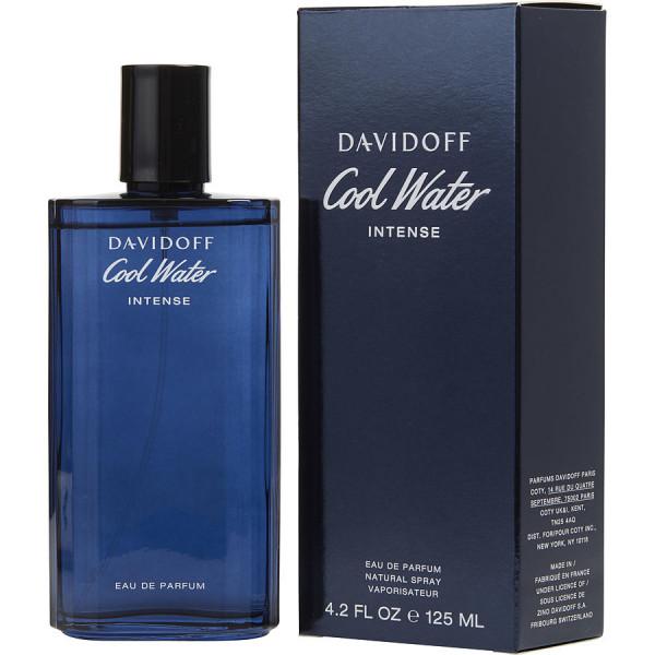 Cool Water Intense Pour Homme - Davidoff Eau de parfum 125 ml