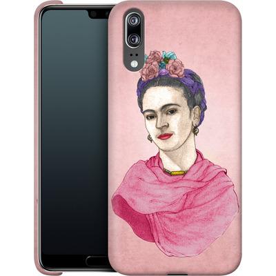 Huawei P20 Smartphone Huelle - Frida von Barruf