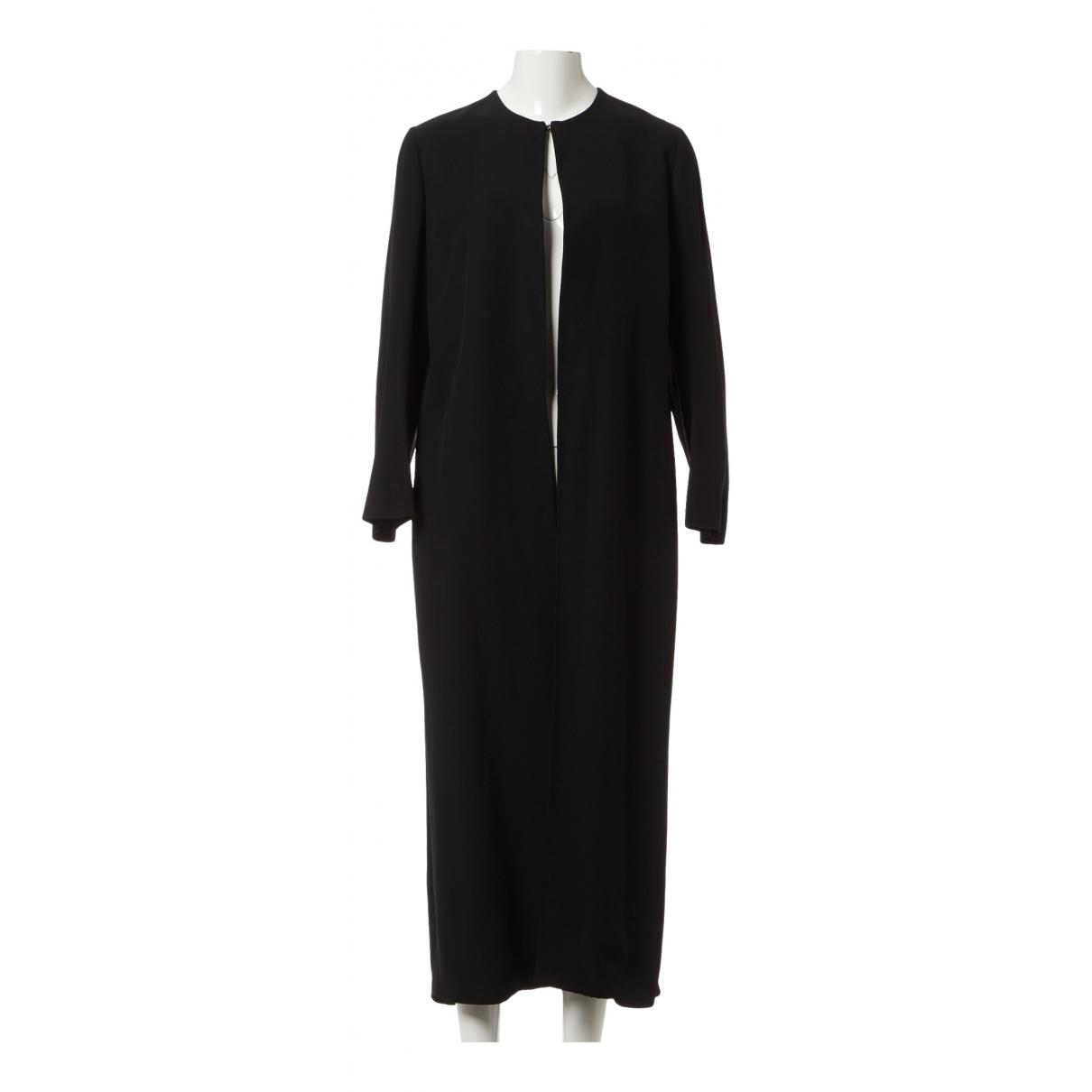Balenciaga \N Black Wool jacket for Women 42 FR