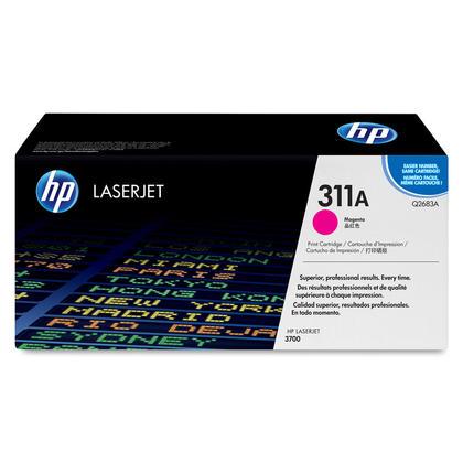 HP 311A Q2683A cartouche de toner originale magenta