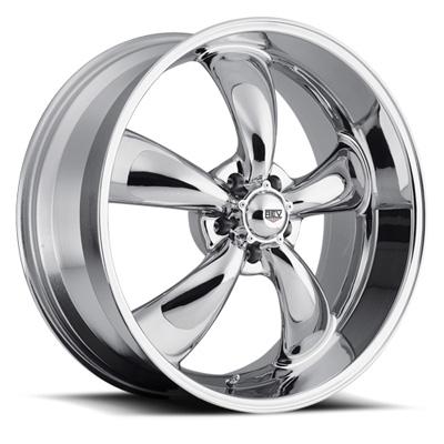 Classic 15X6 5X120.65 +0MM 18 Lbs Chrome Aluminum Wheels 100 Classic Series REV Wheels 100C-5606100