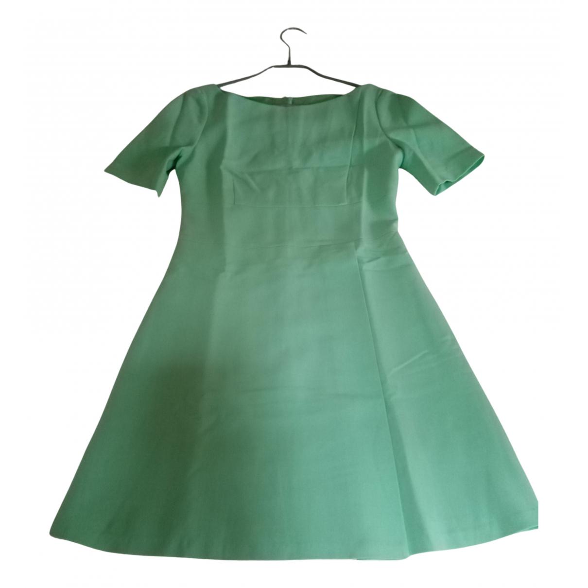 Tara Jarmon \N Kleid in  Gruen Polyester